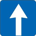 5.5 Дорога с односторонним движением
