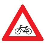 1.24 Пересечение с велосипедной дорожкой или велопешеходной дорожкой