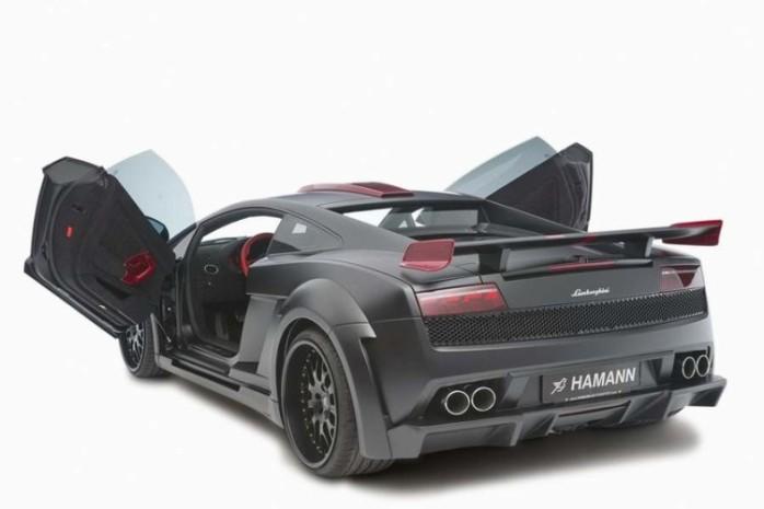 Lamborghini Gallardo Hamann Victory 2