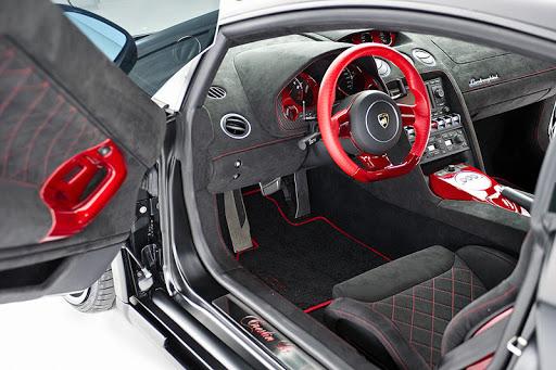 Lamborghini Gallardo Hamann Victory 2 salon