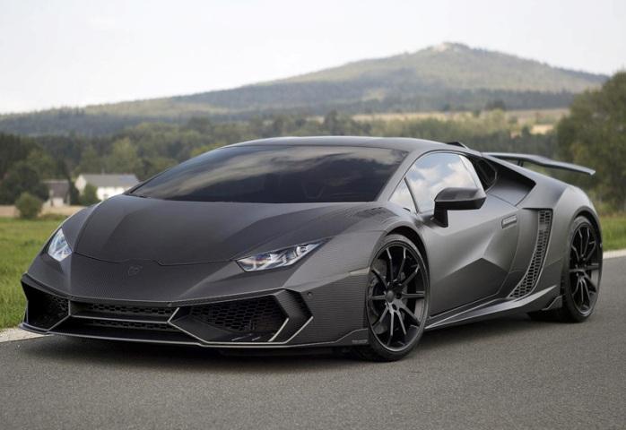 Huracan Lamborghini Mansory