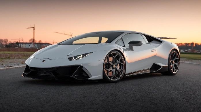 Lamborghini Huracan Novitec
