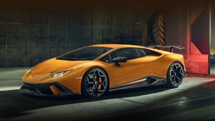 Novitec Lamborghini Huracan